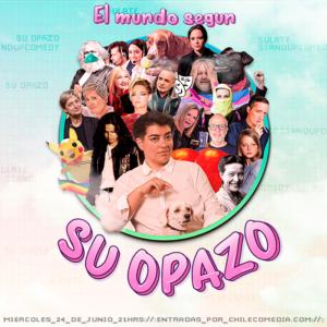 Afiche para Chilecomedia