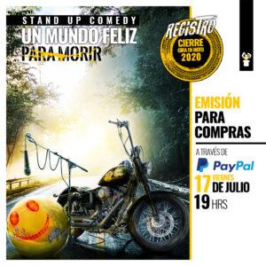 Afiche UMFPM Monticello 1024x1024 PAYPAL Viernes 17 19hrs