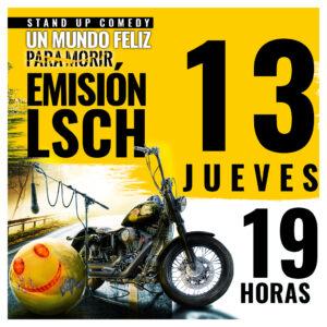 13-Jueves LsCh 19 hrs