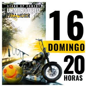 16-Domingo 20 hrs