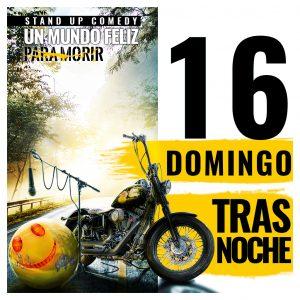 16-Domingo Trasnoche