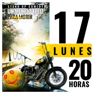 17 Lunes 20 hrs