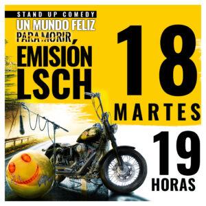 18-Martes LsCh 19 hrs