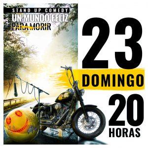 23-Domingo 20 hrs