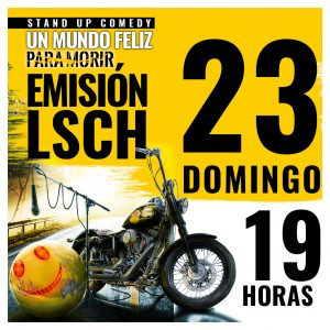 23-Domingo Lsch 19 hrs