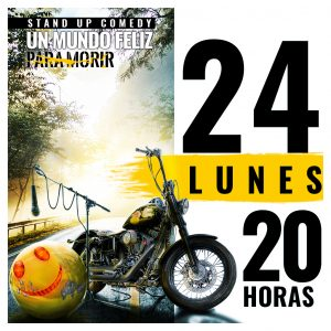24 Lunes 20 hrs