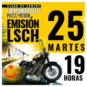 25-Martes LsCh 19 hrs