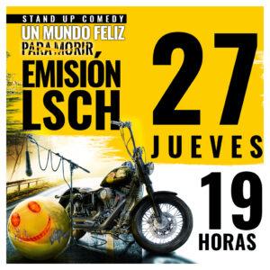 27-Jueves LsCh 19 hrs