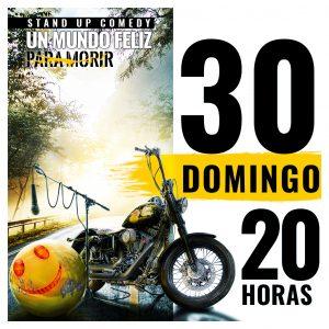 30-Domingo 20 hrs