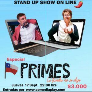 Primes 2 Especial Fiestas Patrias