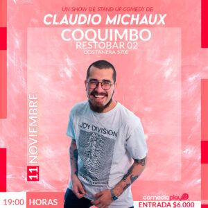 MICHAUX COQUIMBO 11 NOV 19 HORAS-b4e1e98a